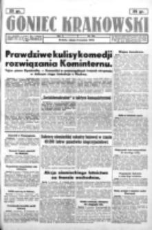 Goniec Krakowski. R. 5, nr 206 (1943)