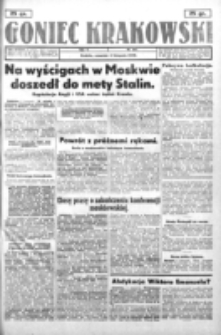 Goniec Krakowski. R. 5, nr 257 (1943)