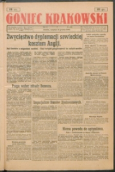 Goniec Krakowski. R. 5, nr 293 (1943)