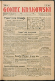Goniec Krakowski. R. 5, nr 296 (1943)
