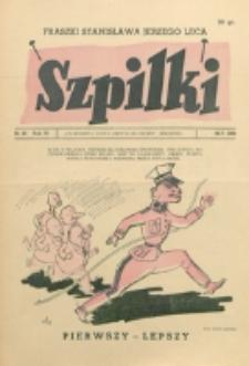 Szpilki. R. 4, nr 22 (1938)