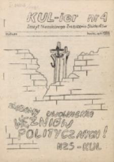 Zapis : poezja, proza, eseje, felietony. Nr 18 (Kwiecień 1981)