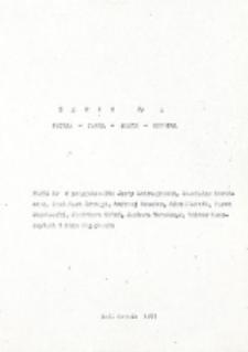 Zapis : poezja, proza, eseje, felietony. Nr 4 (Październik 1977)