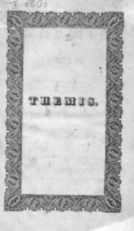 Themis. Poszyt 2 (sierpień i wrzesień 1834)