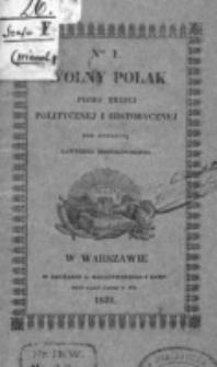 Wolny Polak. nr 1 (1831)