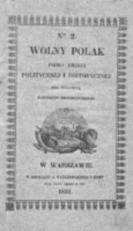 Wolny Polak. nr 2 (1831)
