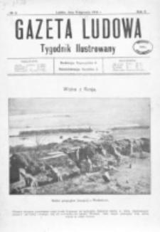 Gazeta Ludowa : wychodzi na każdą niedzielę. R. 2, nr 2 (1916)