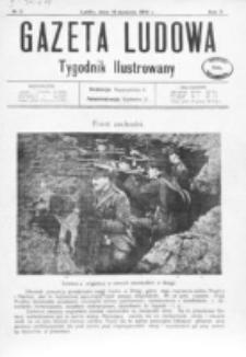 Gazeta Ludowa : wychodzi na każdą niedzielę. R. 2, nr 3 (1916)