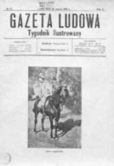 Gazeta Ludowa : wychodzi na każdą niedzielę. R. 2, nr 13 (1916)