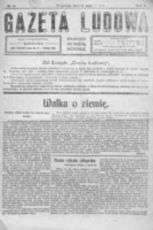 Gazeta Ludowa : wychodzi na każdą niedzielę. R. 5, nr 18 (1919)