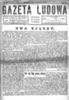 Gazeta Ludowa : wychodzi na każdą niedzielę. R. 5, nr 36 (1919)