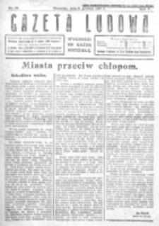 Gazeta Ludowa : wychodzi na każdą niedzielę. R. 5, nr 50 (1919)