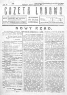 Gazeta Ludowa : wychodzi na każdą niedzielę. R. 5, nr 51 (1919)