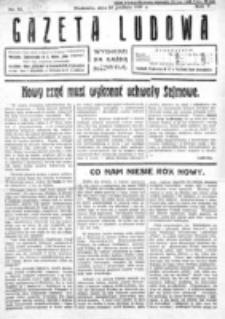 Gazeta Ludowa : wychodzi na każdą niedzielę. R. 5, nr 52 (1919)