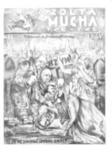 Żółta Mucha Tse-Tse. R. 5, nr 14 (2 kwietnia 1933)