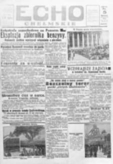 Echo Chełmskie. R. 1, nr 7 (5 maj 1934)
