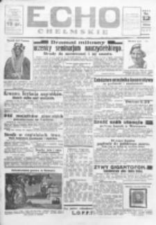 Echo Chełmskie. R. 1, nr 14 (12 maj 1934)