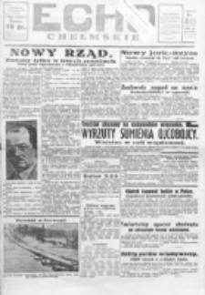 Echo Chełmskie. R. 1, nr 18 (16 maj 1934)