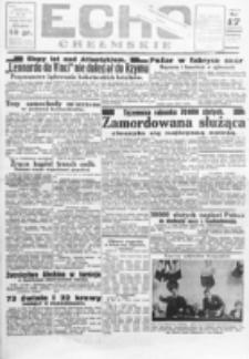 Echo Chełmskie. R. 1, nr 19 (17 maj 1934)
