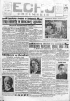 Echo Chełmskie. R. 1, nr 27 (26 maj 1934)