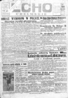 Echo Chełmskie. R. 1, nr 32 (31 maj 1934)
