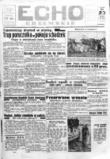 Echo Chełmskie. R. 1, nr 24 (23 maj 1934)