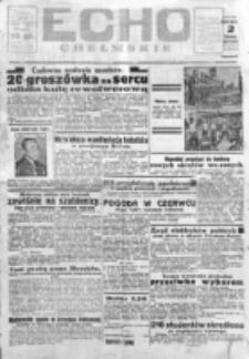 Echo Chełmskie. R. 1, nr 34 (2 czerwiec 1934)