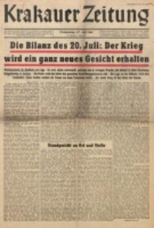 Krakauer Zeitung. Jg. 6, Folge 193 (1944)