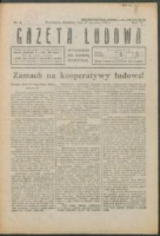 Gazeta Ludowa : wychodzi na każdą niedzielę. R. 6, nr 4 (1920)