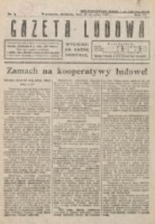 Gazeta Ludowa : wychodzi na każdą niedzielę. R. 6, nr 5 (1920)