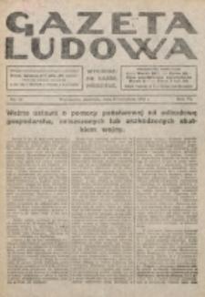 Gazeta Ludowa : wychodzi na każdą niedzielę. R. 6, nr 16 (1920)