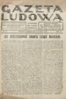 Gazeta Ludowa : wychodzi na każdą niedzielę. R. 6, nr 17 (1920)