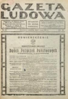 Gazeta Ludowa : wychodzi na każdą niedzielę. R. 6, nr 18 (1920)