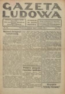 Gazeta Ludowa : wychodzi na każdą niedzielę. R. 6, nr 32 (1920)