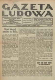 Gazeta Ludowa : wychodzi na każdą niedzielę. R. 6, nr 34 (1920)