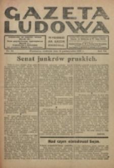 Gazeta Ludowa : wychodzi na każdą niedzielę. R. 6, nr 44 (1920)