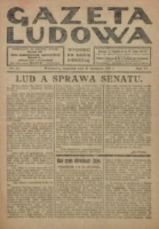 Gazeta Ludowa : wychodzi na każdą niedzielę. R. 6, nr 47 (1920)