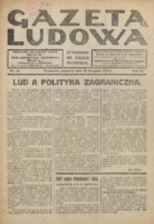 Gazeta Ludowa : wychodzi na każdą niedzielę. R. 6, nr 48 (1920)