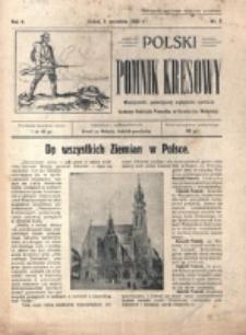 Polski Pomnik Kresowy : miesięcznik, poświęcony wyłącznie sprawie budowy Kościoła-Pomnika w Kowlu (na Wołyniu). R. 2, nr 9 (1925)