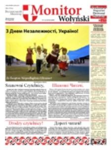 Monitor Wołyński = Volin'skij Monitor. Nr 4 (2009)