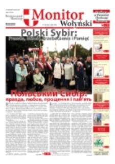 Monitor Wołyński = Volin'skij Monitor. Nr 18 (2010)