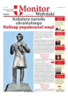 Monitor Wołyński = Volin'skij Monitor. Nr 5 (2011)