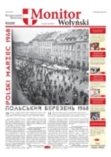 Monitor Wołyński = Volin'skij Monitor. Nr 6 (2011)