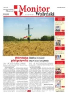 Monitor Wołyński = Volin'skij Monitor. Nr 14 (2011)