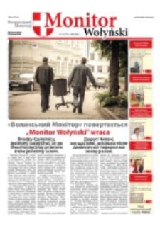 Monitor Wołyński = Volin'skij Monitor. Nr 13 (2012)