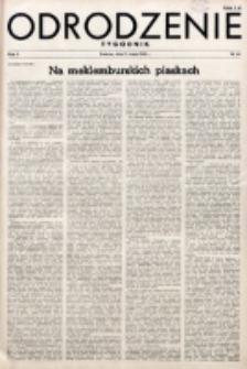 Odrodzenie : tygodnik. R. 2, nr 24 (13 maja 1945)