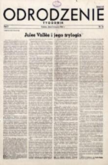 Odrodzenie : tygodnik. R. 2, nr 36 (5 sierpnia 1945)