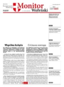 Monitor Wołyński = Volin'skij Monitor. Nr 1 (2014)