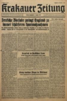 Krakauer Zeitung. Jg. 3, Folge 2 (1941)