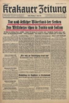 Krakauer Zeitung. Jg. 3, Folge 85 (1941)